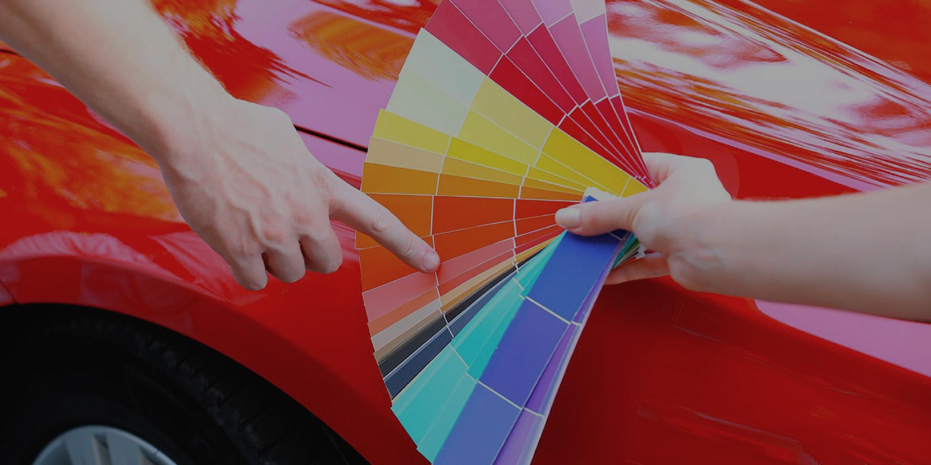 La revolución del color